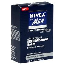 Nivea for Men After Shave Replenishing Balm, Skin Essentials, Care Pro T... - $15.75