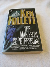 The Man From St. Petersburg By Ken Follett - $7.99