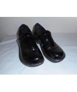 BOC Born Concept Women's Black Patent Sz 7 or 38 slip on Shoe - $22.76