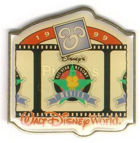 Primary image for Disney All Star Resort WDW - Something New in Every Corner Press Event  pin