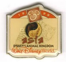 Disney Animal Kingdom WDW - Something New  Press Event Asia Opening Day pin - $16.98