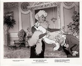 Disney Aristocats Duchess Bonfamill Press Release original Photo - $19.79