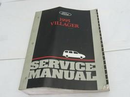 1995 Mercury Villager  Shop Manual Original OEM Repair Service Book - $19.75