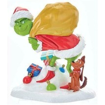 Kurt S. Adler The Grinch and Max PVC Statue - $52.42