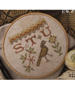Fragments In Time Chart 6 cross stitch chart Summer House Stitche Workes - $4.00