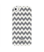 Kate Spade Chevron Case for iPhone 5/5s/SE Cream/Glitter - £80.73 GBP