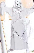 COOL GHOUL GHOST COSTUME SZ SM 4/6 - $24.00
