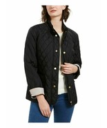 Charter Club Quilted Light to Midweight Essential Everyday Jacket - Blac... - $28.80