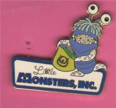 Disney DLR - Cast Exclusive - Little Monsters, Inc. Boo jack-o-lan- Pin - $39.99