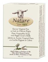Canus Goats Milk Bar Soap, Olive Oil, 5 Ounce - $8.91