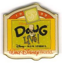 Disney Doug Live WDW - Something New in Every Corner Press Event MGM pin - $35.00