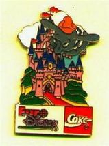 Disney Dumbo  Euro Castle Rare Pin/Pins - $25.15