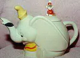 Disney - Dumbo - Timothy - Mouse- Teapot - Tea Pot -  Mint - $190.00