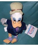 Disney Ebenezer Scrooge Bean Bag aka as Uncle Scrooge - $29.99