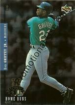 1994 upper deck promo card ken griffey jr seattle mariners baseball card - $9.99