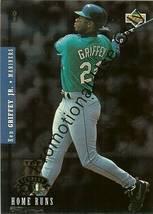 1994 upper deck promo card ken griffey jr seattle mariners baseball card - $9.99