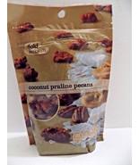Gold Emblem Coconut Praline Pecans 8oz Reseable... - $5.99
