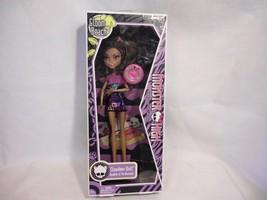 Monster High ~ Mattel toy doll CLAWDEEN WOLF ~ ... - $17.98
