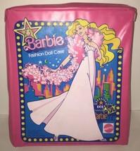 1977 Barbie Fashion Doll Case Closet  - No 1002 - Doll Star Barbie Ken - City - $24.27