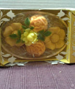 Vintage DELAGAR GUEST SOAPS // 1970's Flower Shaped Soaps // Bathroom Decor - $10.02