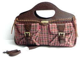 Roca Wear Womens Purse Satchel Shoulder Handbag Winter Style Purse - $27.50