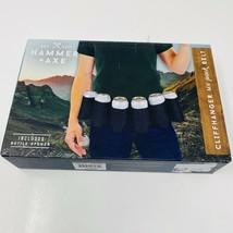 Cliffhanger Six Pack Beer Soda Bottle Holster Nylon Belt w/ Bottle Opene... - $14.84