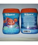 New Finding Dory Bubble Bath Bubbly Berry Scent Disney Pixar Swim Dory S... - $9.89