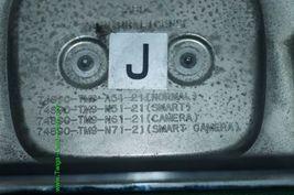 2012-14 Honda Insight Trunk Lid Garnish Trim Molding Finish Tag Lights - Chrome image 10