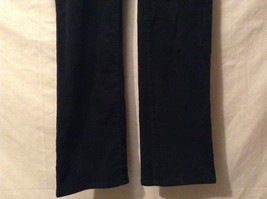 Great Condition J Brand Mid Rise Cigarette Leg 30 Pants Cotton Blend Black