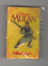 Disney  Li Shang  from Mulan On Original card Pro pin/pins - $39.99