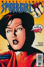 Spider-Girl, Edition# 38 [Comic] [Nov 01, 2001] Marvel - $2.47