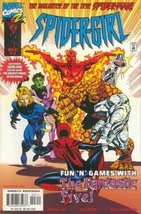 "Spider-girl #3 ""The Fantastic Five Appearance"" [Comic] [Jan 01, 1998] Defalco - $2.47"