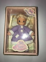 Precious Moments Doll SUZY Friendship Garden Rare HTF in Box Estate find - $18.69