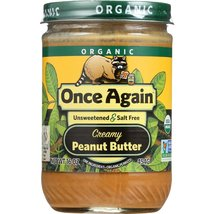 Once Again Creamy Peanut Butter - Organic - No ... - $104.94
