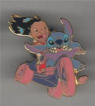 Disney Lilo & Stitch Tricycle/Big Wheeler  Pin/Pins - $19.98
