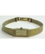 Lady Elgin Swiss 7 Jewels Quartz Women's Wrist Watch- 4U2FIX - $42.42