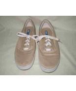Womens Size 9 KEDS Shoes Tan - $38.52