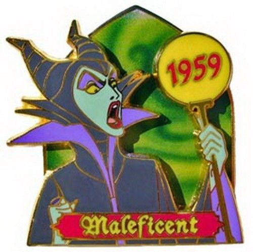 Primary image for Disney Maleficent 1959 JDS Japan Pin/Pins