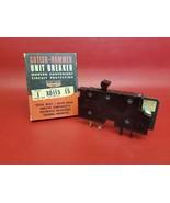 15 AMP Cutler Hammer Square D 15A Sq D XO X0 Single Pole Thin Breaker XO115 NEW - $79.15