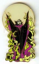 Disney Maleficent   Glows in the Dark Villain Pin/Pins - $29.69
