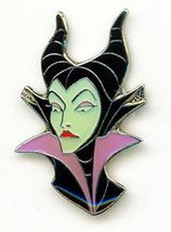 Disney Maleficent Villain Mini JDS Japan Pin/Pins - $39.99