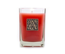 Aromatique Grapefruit Fandango Scented 12 oz.(340g) Cube Candle in Glass - $24.99