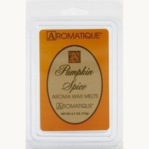 Aromatique Pumpkin Spice Wax Melts Cubes 2.7 oz 77g - $9.99