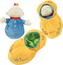 Snuggle Pods Peanut Plush Baby Toy Manhattan To... - $19.79