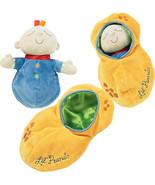 Snuggle Pods Peanut Plush Baby Toy Manhattan Toy NEW - $19.99