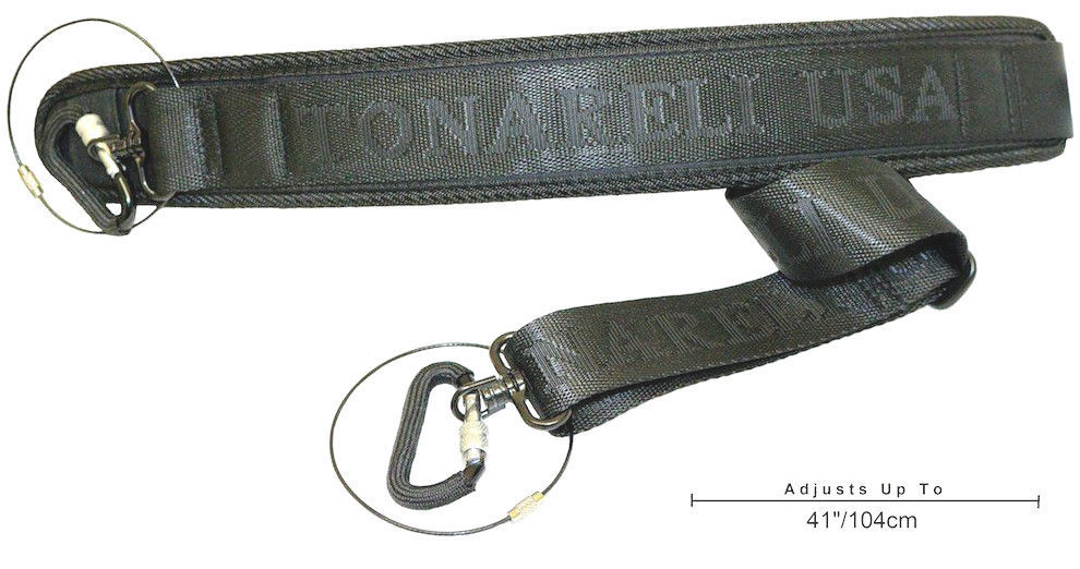 Tonareli Instrument Case Shoulder Strap for Instruments, Camera bags or luggage