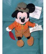 Disney Mickey Mouse Bob Cratchit Bean Bag - $19.79