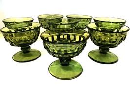 Sherbet Glasses 8 Fostoria Colony Whitehall Avo... - $44.54