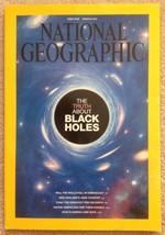 National Geographic Magazine March 2014 Black Holes, Damascus, New Zealand Jade - $5.25