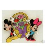 Disney Minnie & Minnie Mouse  Auction LE 500 Pin/Pins - $29.99